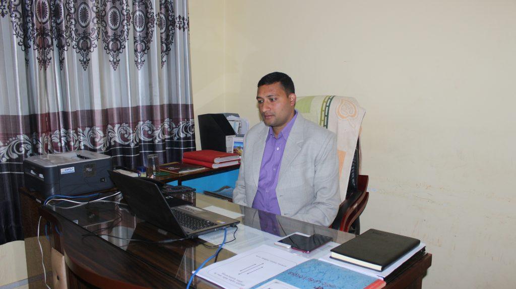 Mr. Shiva Ram Joshi